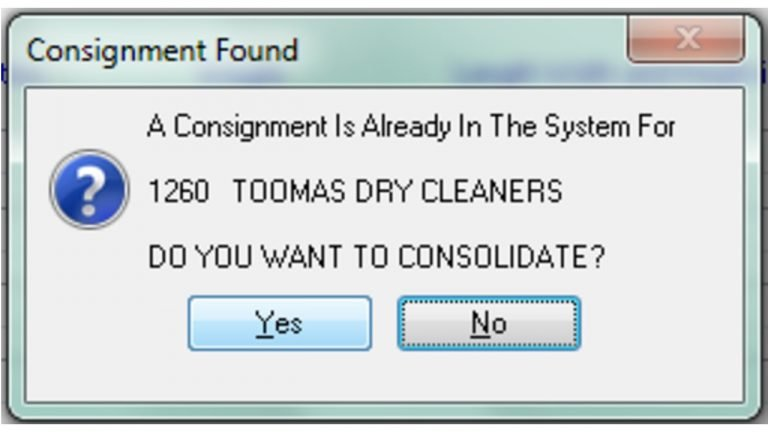 How an automated consignment consolidation function can save tens of thousands of dollars Freight Controller