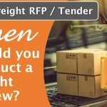 freight review when conduct